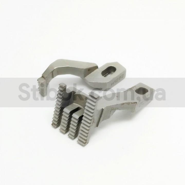 Двигатель ткани D1216/H1262 для окантовки, комплект