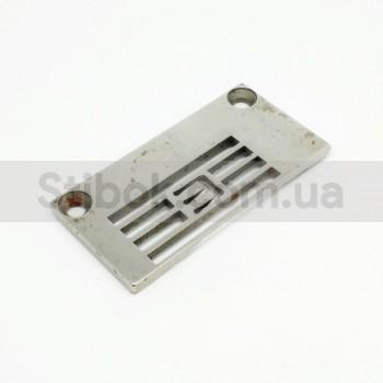 Игольная пластина E3827P 6,4мм