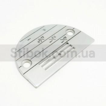 Игольная пластина E16